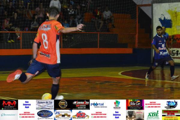 Barracão - Confira em clicks a rodada de quinta feira (14) do Interbairros de Futsal