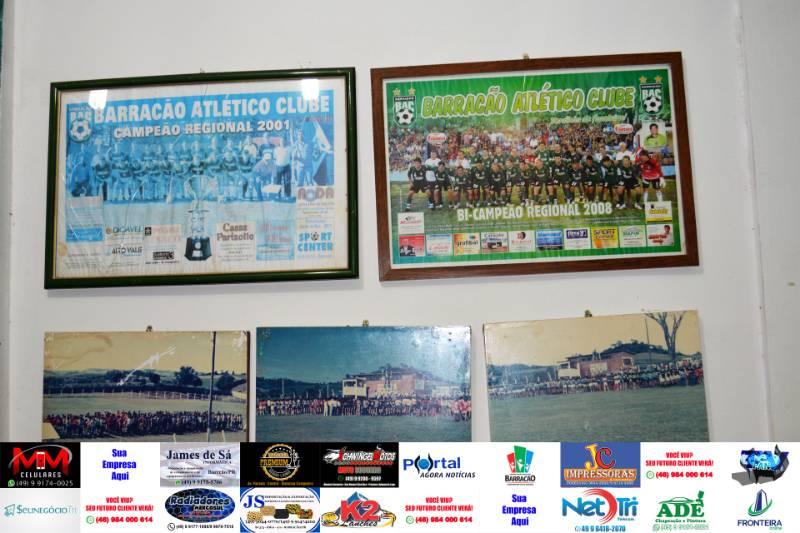 Fotos da rodada de terça feira (26) pelo Interbairros de Futsal de Barracão
