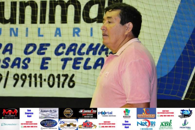 Fotos da rodada do dia 02 de abril do Interbairros de Futsal