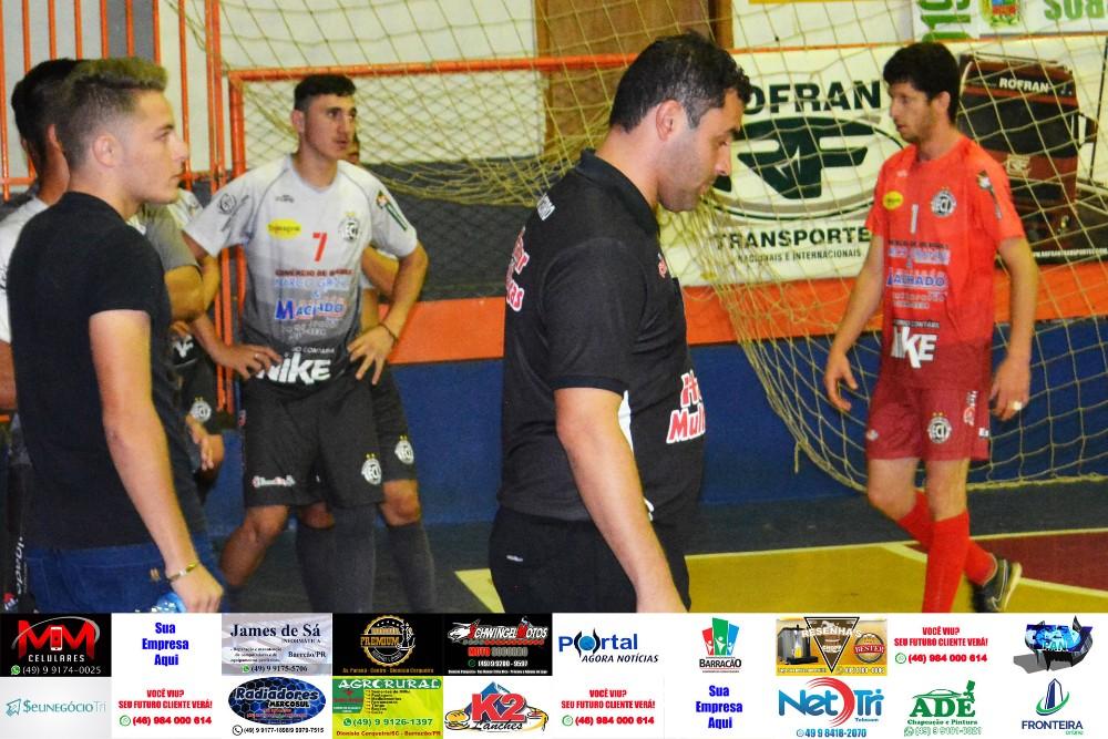 Confira as fotos da rodada de Terça Feira (09) do Interbairros de Futsal
