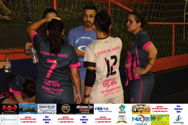 Alguns clicks da rodada de ontem (23) do Interbairros de Futsal de Barracão/PR