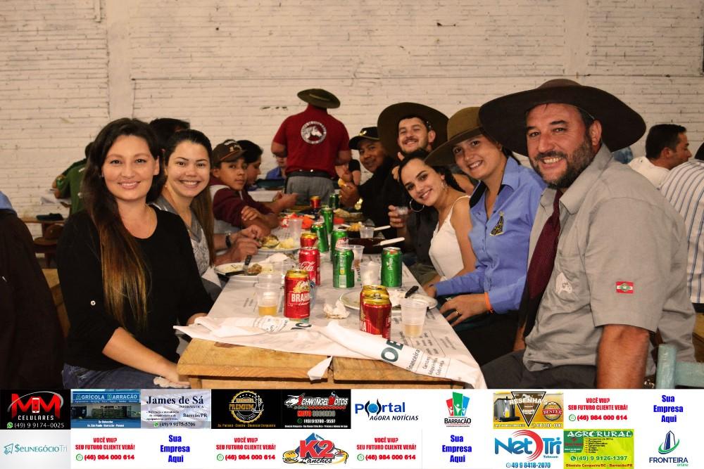Fotos do primeiro dia (26) da Cavalgada de Santa Emília de Rodat de Barracão/PR