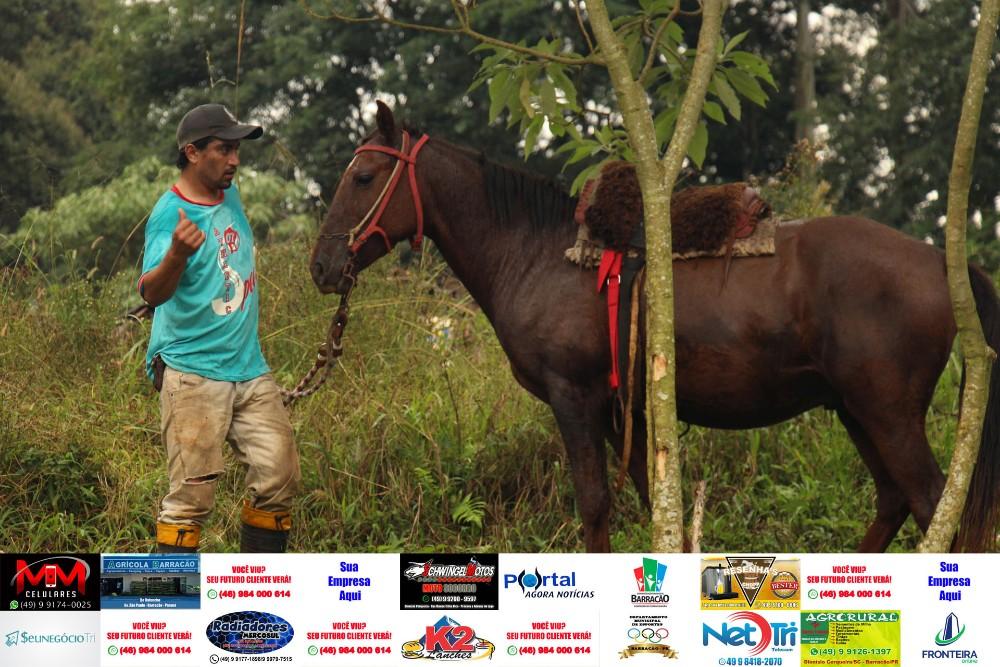 Barracão - Fotos da XIII Cavalgada de Santa Emília de Rodat