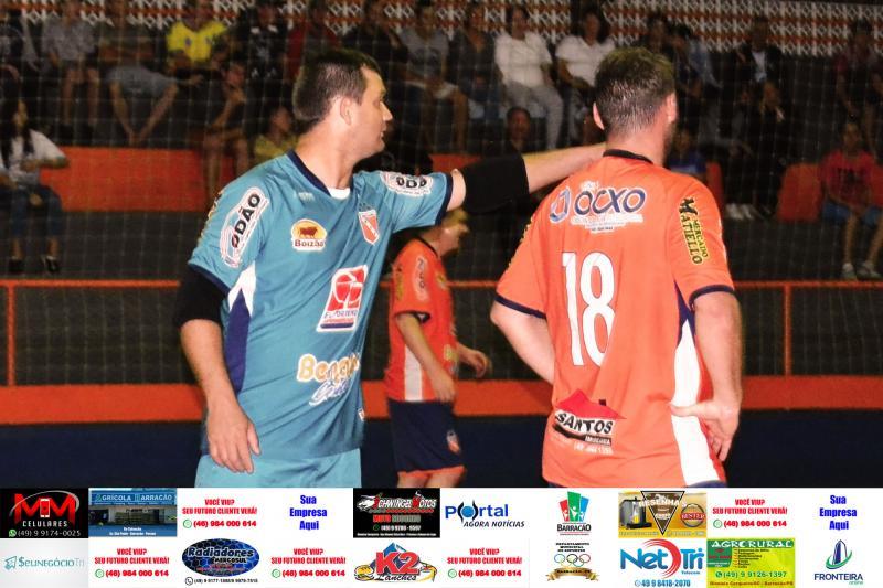 Barracão - Fotos das rodada de terça feira (30) do Interbairros de Futsal