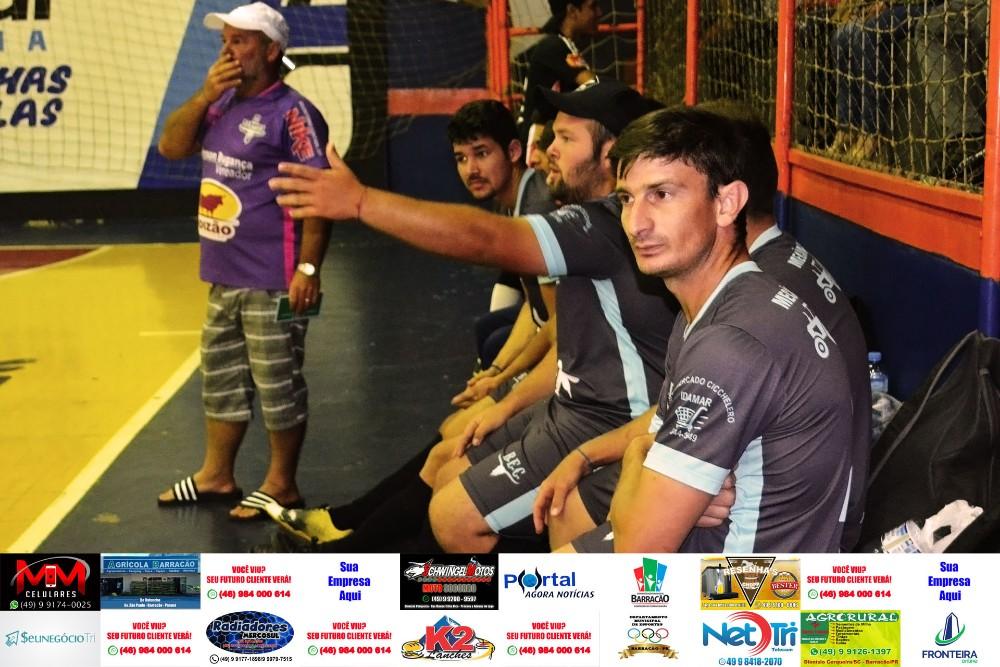 Barracão - Fotos da rodada desta quinta feira (02) do Interbairros de Futsal