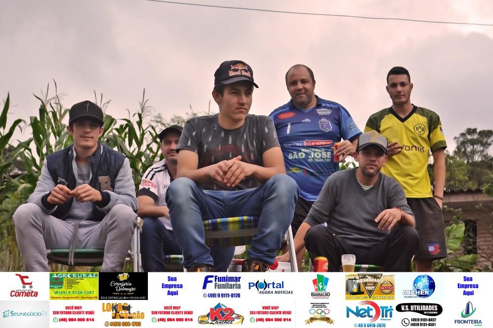 Confira as fotos da rodada de quartas de finais do Cerqueirense Série A na Linha Maria Preta