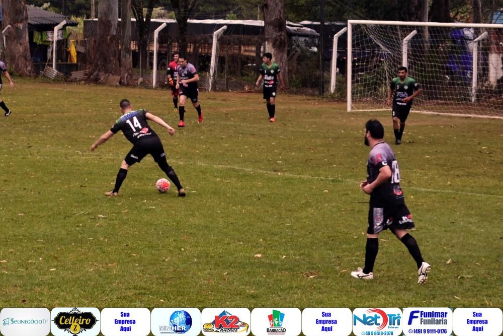 Fotos da primeira rodada do Barraconense de Futebol