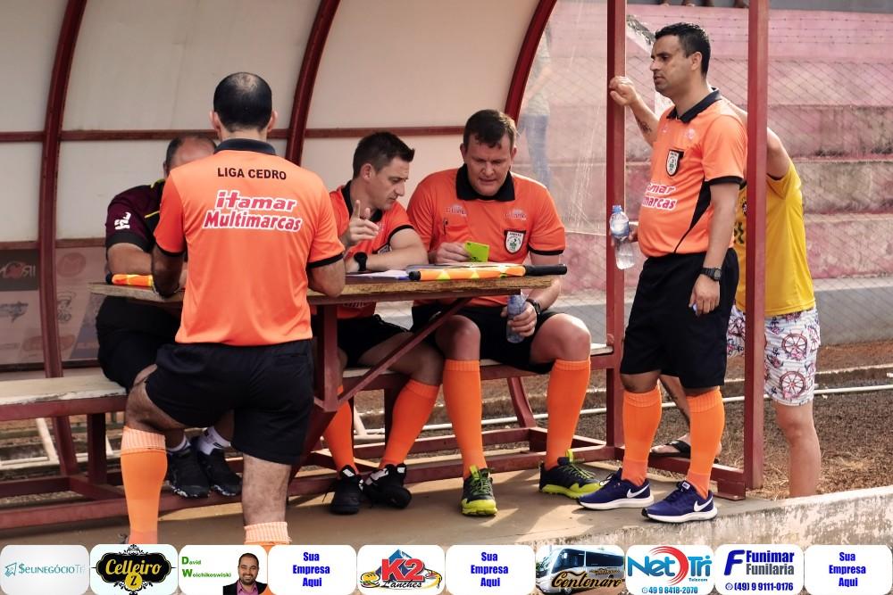 Fotos da rodada de sábado (14) do Barraconense de Futebol