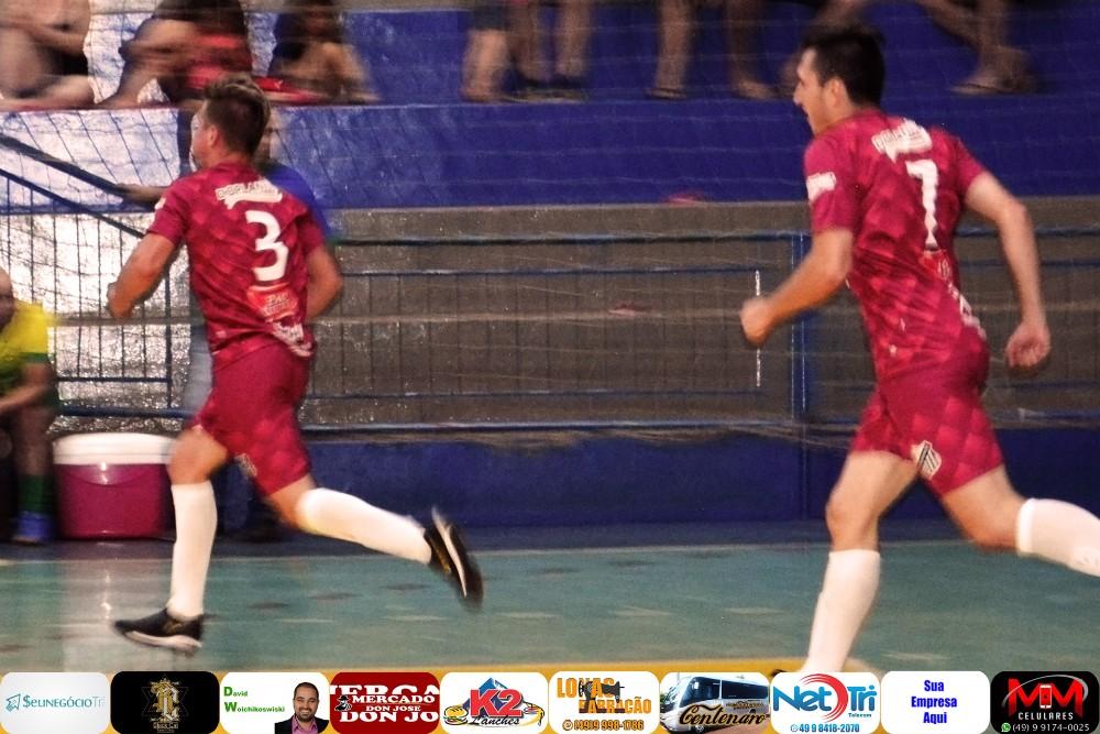 Fotos das semifinais do Interiorano de Futsal de Dionísio Cerqueira/SC