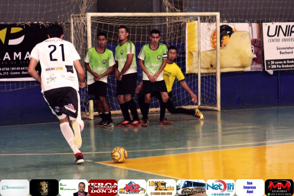 Fotos das semifinais do Citadino de Futsal de Dionísio Cerqueira/SC
