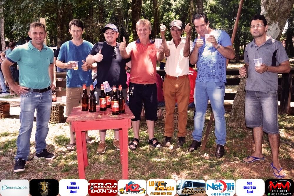 Marcos Haeflieger se emociona ao comemorar aniversário com amigos e simpatizantes; Veja fotos