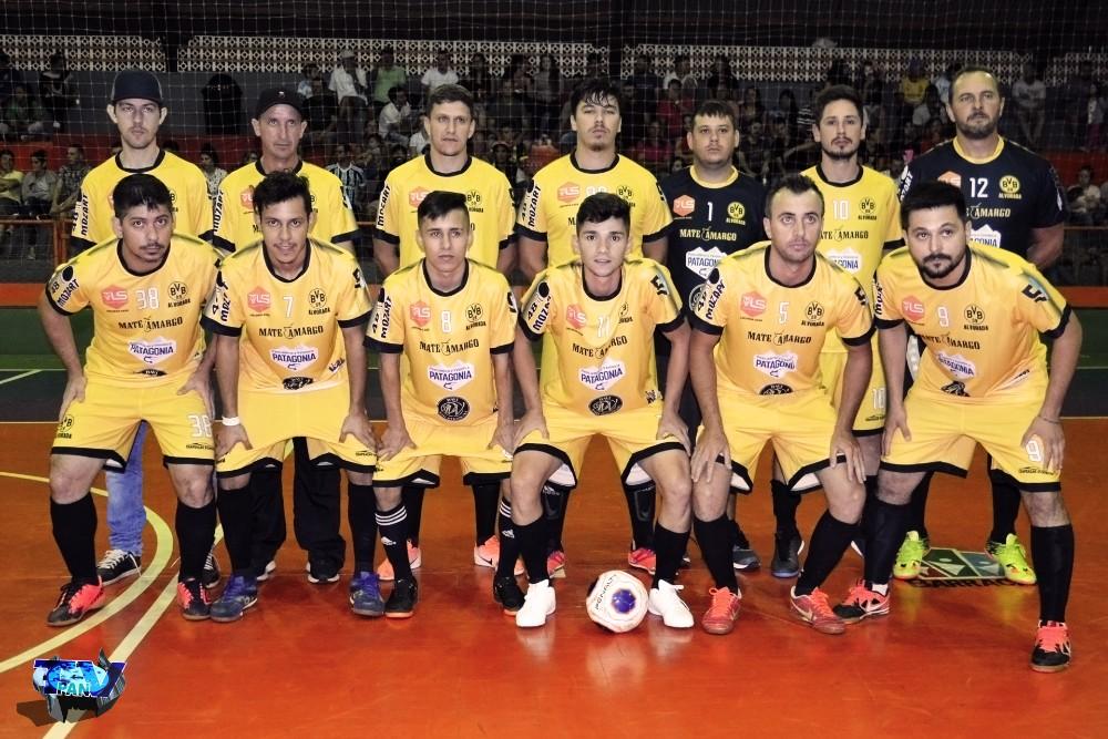 Barracão - Fotos da abertura do Interbairros e Interiorano de Futsal