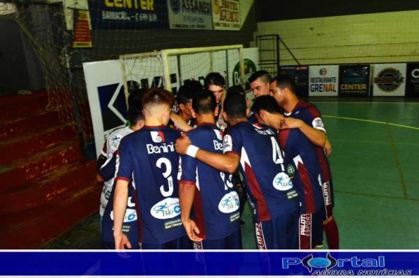 Arsenal x AGN Futsal