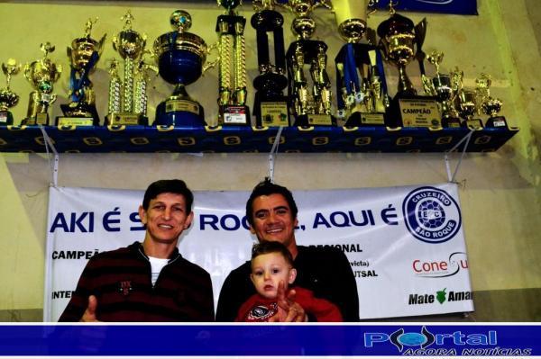 Barracão - Cruzeiro Roque realizou a Festa do Meio Frango