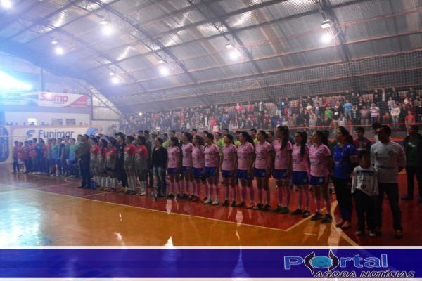 Fotos da final do Interbairros/Interiorano de Futsal de Barracão