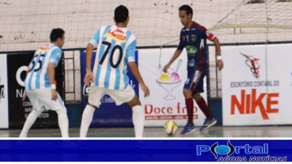 Fotos de Arsenal x Cruzeiro de Joaçaba pela Liga Catarinense de Futsal