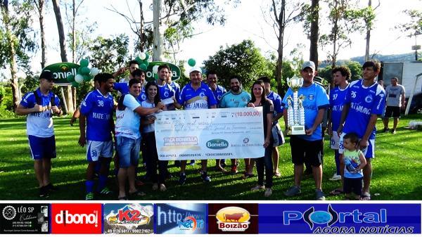 Fotos de Cruzeiro São Roque x Campo Erê pela final da Copa J. F. Boniella Alimentos