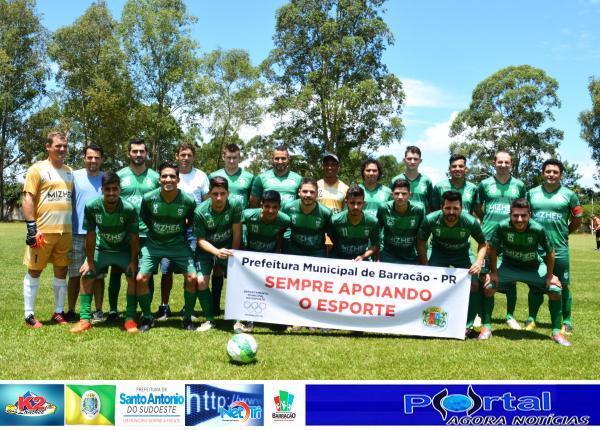 Fotos de Barracão x Esporte Clube Havaí pelo Troféu Amizade