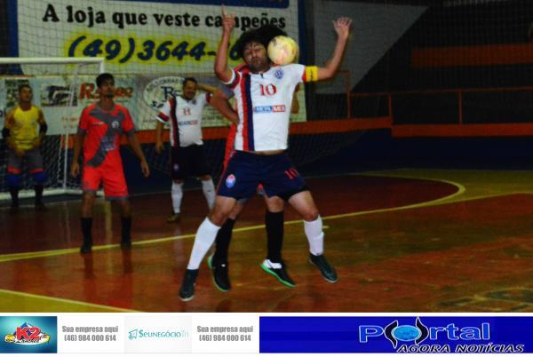 Fotos da sexta e sétima rodada do Interbairros de Futsal