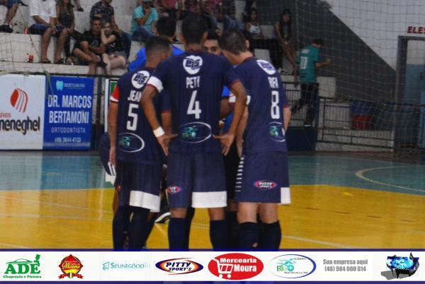 Fotos de Arsenal x Expressivo pela Liga Catarinense de Futsal