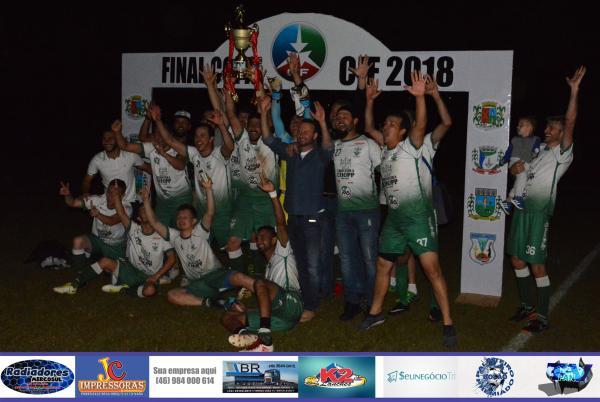 Fotos de Cruzeiro São Roque x Palmeiras Peperi, Final Copa CIF