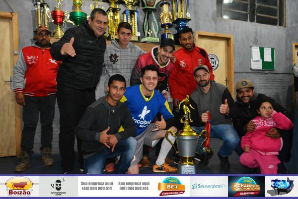 Fotos final Taça Amizade Esporte Clube Industrial