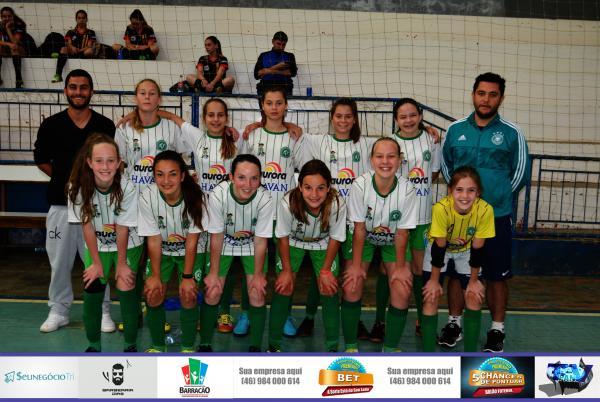 Quadrangular regional de Futsal em cliks