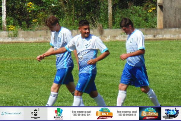 Fotos de C. Poncio x Alvorada em jogo válido pelo Barraconense Aspirante