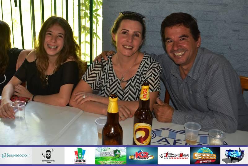 Vereador Marcos Haeflieger se emociona ao lado de familiares e amigos em seu aniversário (confira a galeria de fotos)