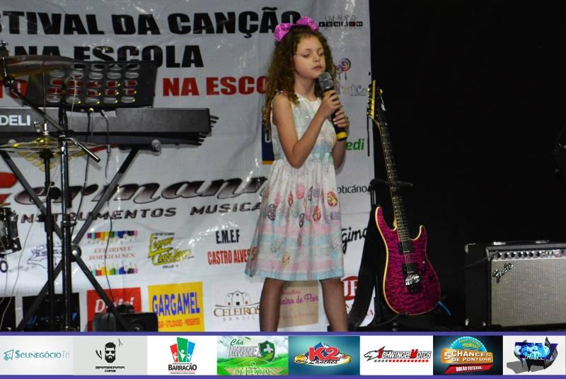 Fotos da final do III Festival Música na Escola
