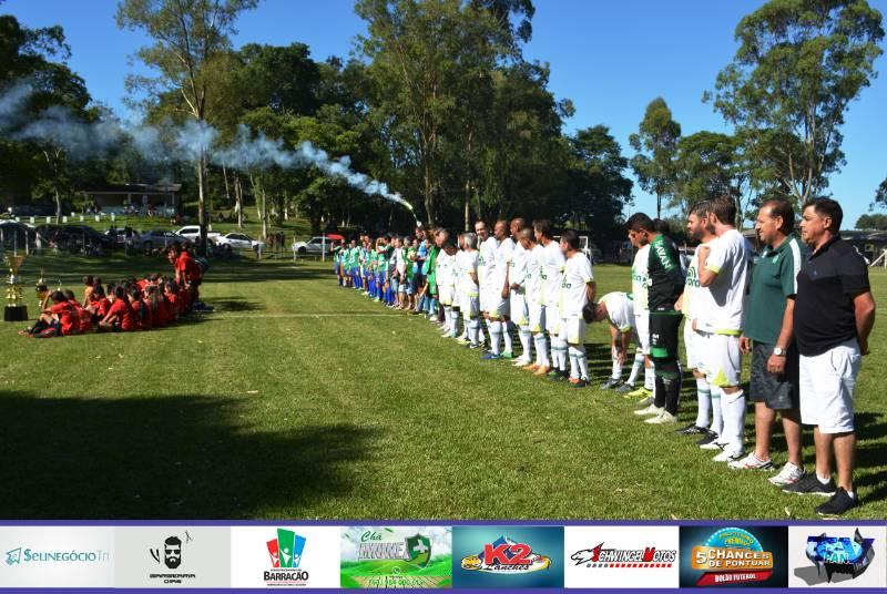 Confira as fotos do amistoso do BAC x Chapecoense no Campo do Palmeirinha
