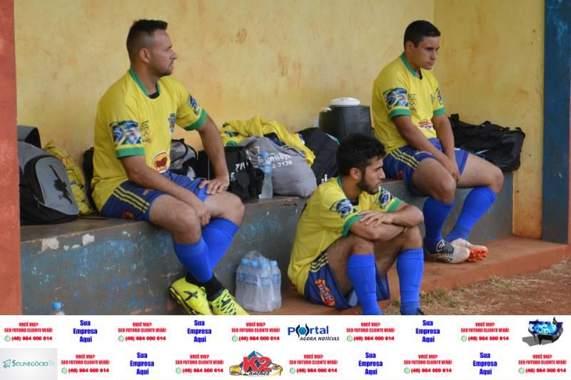 Fotos de Tarumã x Boca Jr. Barracão pela Taça CIF