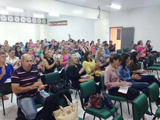 DC/Bcao – Conselheiros de 15 municípios participaram de curso no IFPR