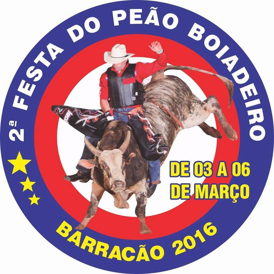 Barracão – Segunda Festa do Peão de Boiadeiro reverterá parte da renda para instituições