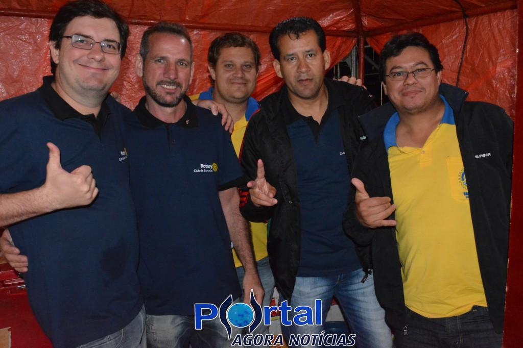Barracão – Roatary Club em Pareceria com o Terço dos Homens realizarão almoço beneficente