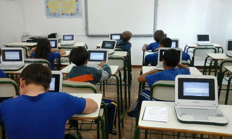 Bom S. do Sul – Educação mantém índice nacional, primeiro lugar estadual é citado pela revista Exame