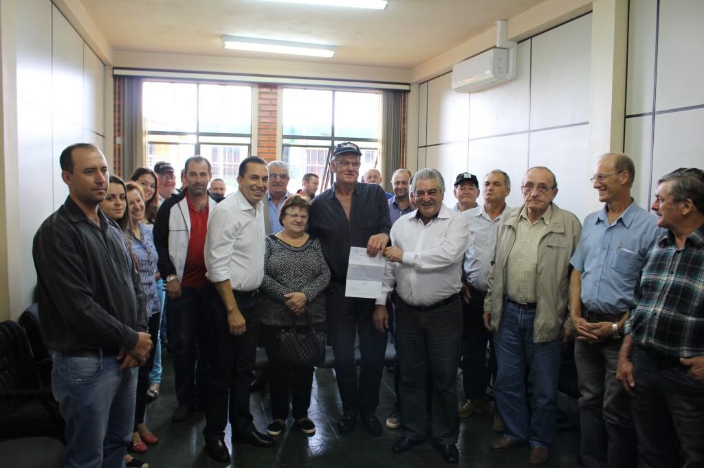 Bom Sucesso do Sul – Reichembach anunciou recursos para o município