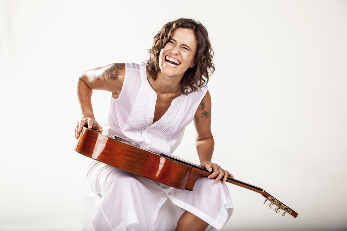 Zélia Duncan é a grande vencedora do Prêmio da Música Brasileira