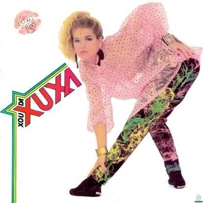 Sem saber cantar, Xuxa vendeu 2,5 milhões de cópias de