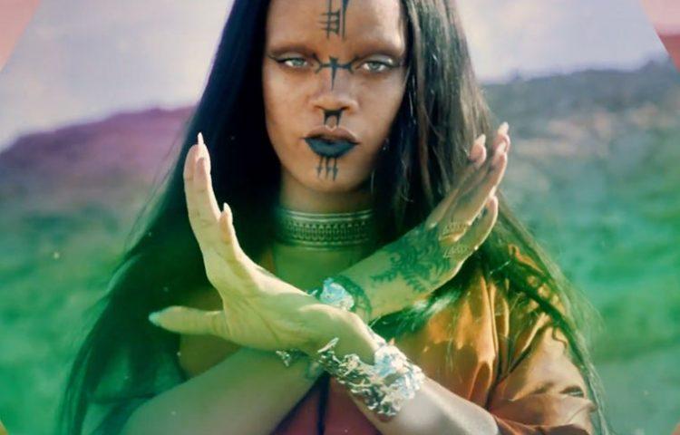 Rihanna divulga clipe de