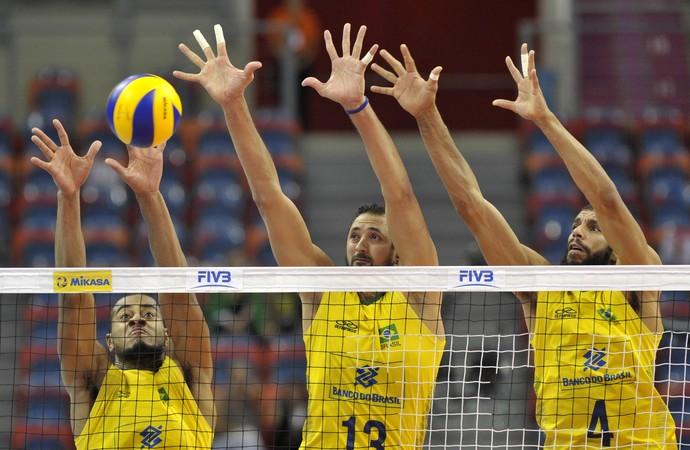 Maurício Souza aposta no bloqueio para tentar ficar com vaga olímpica