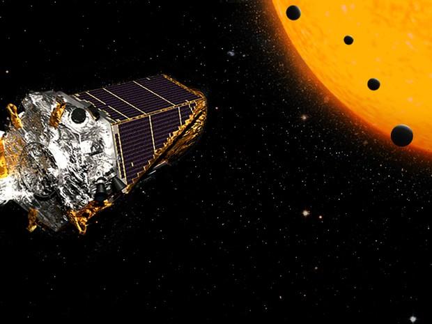 Nasa anuncia descoberta de 104 exoplanetas por telescópio espacial
