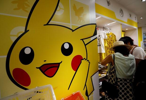 Japão lança campanha para uso seguro do 'Pokémon Go' no país