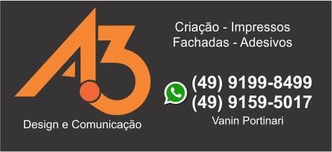 Barracão – A3 Design e Comunicação Visual, o UP que sua empresa precisa