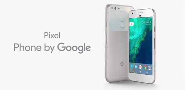 conheça o pixel, o novo smartphone da goolge