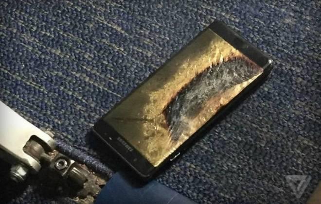 Samsung suspende produção do Galaxy Note 7, diz site