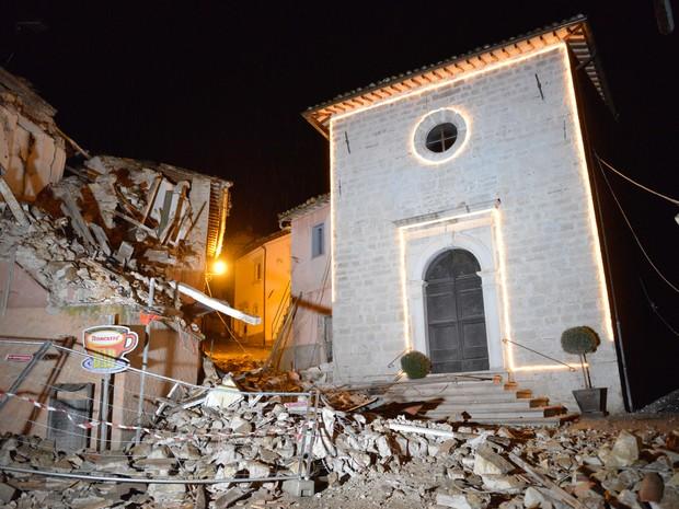 Israel se desculpa por declarações de vice-ministro sobre terremoto na Itália