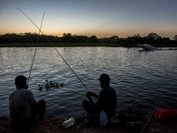 Pesca de espécies nativas no Paraná está proibida a partir desta terça-feira