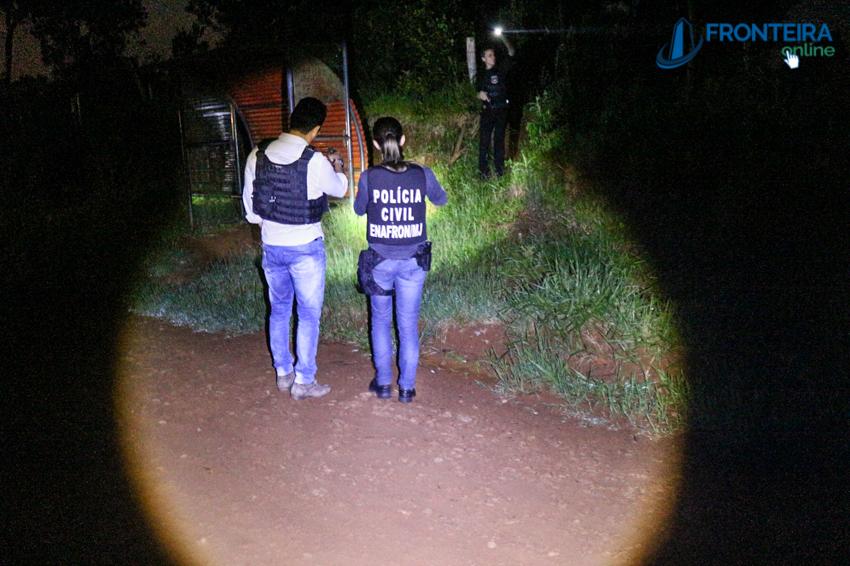 Dionísio Cerqueira – Homem morre após ser esfaqueado no Bairro aeroporto