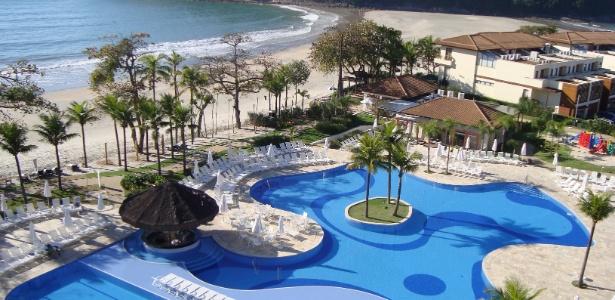 Explosão em hotel de Silvio Santos deixa feridos no Guarujá (SP)